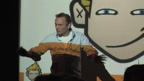 Patrick Petersen als docent